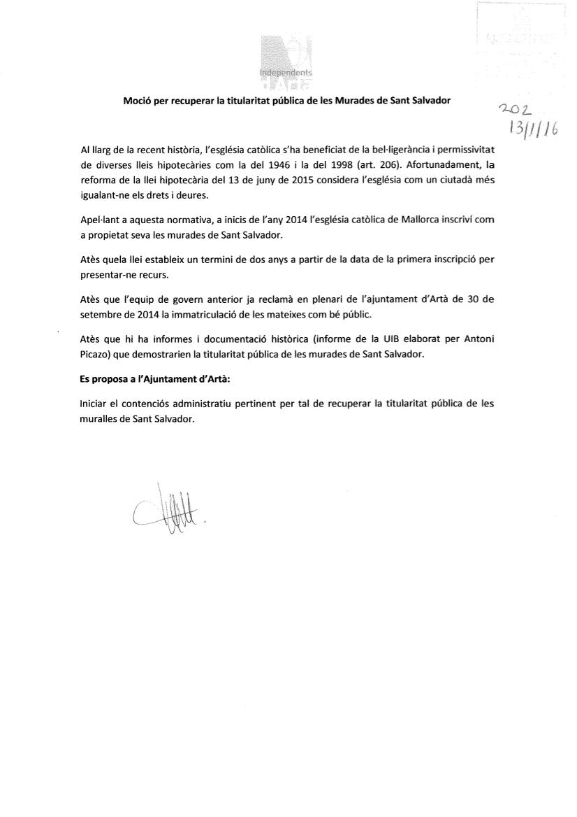MocioMuradesUIA_PleArta_Gener2016a_160116