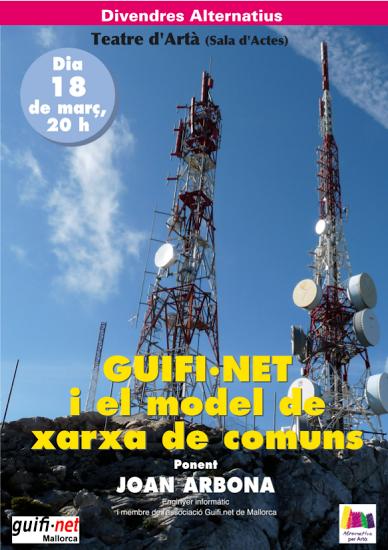 DivendresAlternatiu180316_Guifi_net_XarxaComuns